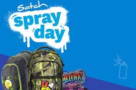 Spray Day Logo